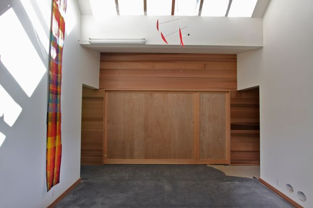 Large Sliding Doors at University Office