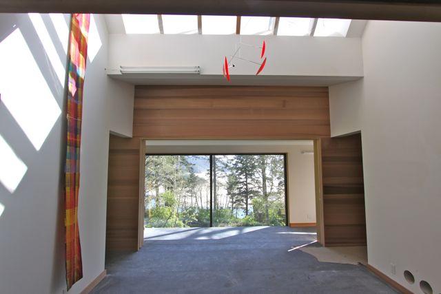 Large Sliding Doors at University Office