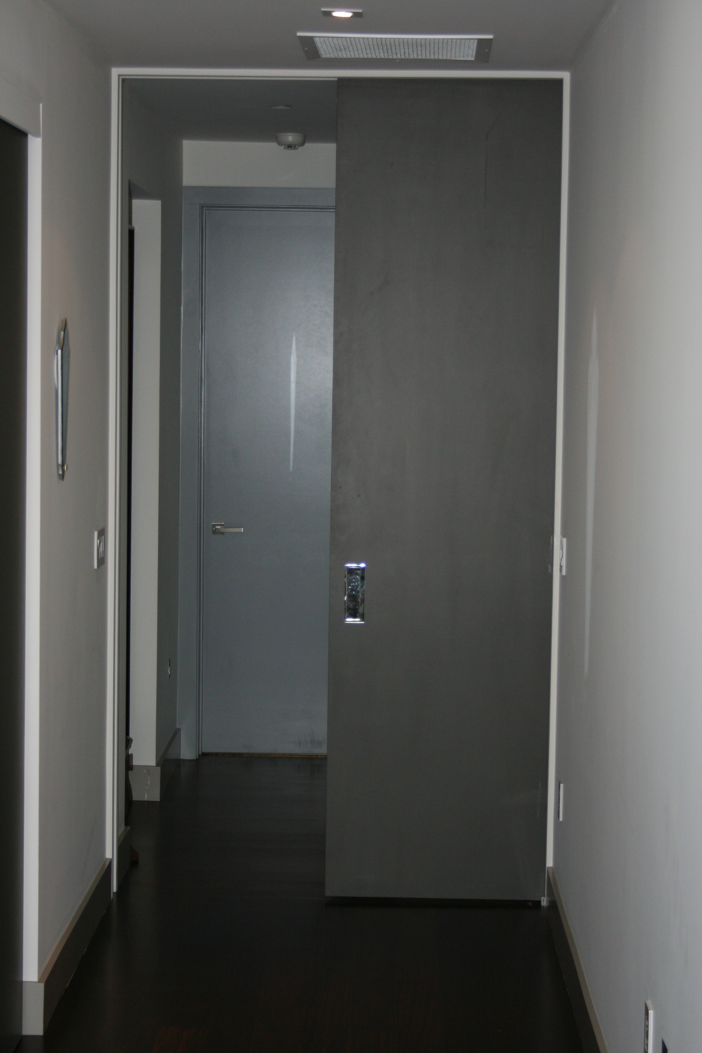 Large sliding doors eco friendly insulated lightweight for Eco doors