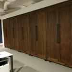 Large Sliding Wood Door Dividers