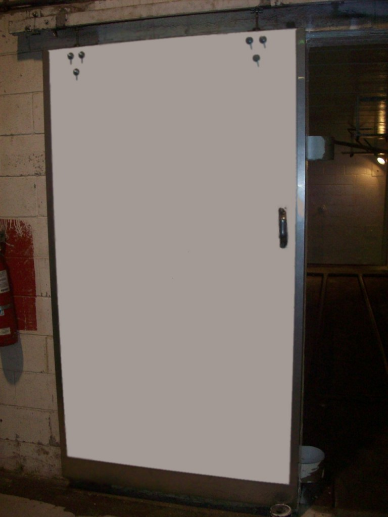 Large Sliding Door Insulated Cold Storage Sliding Doors