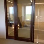 Large Sliding Door Commercial Application