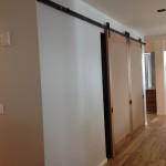 Large Barn Style Sliding Doors