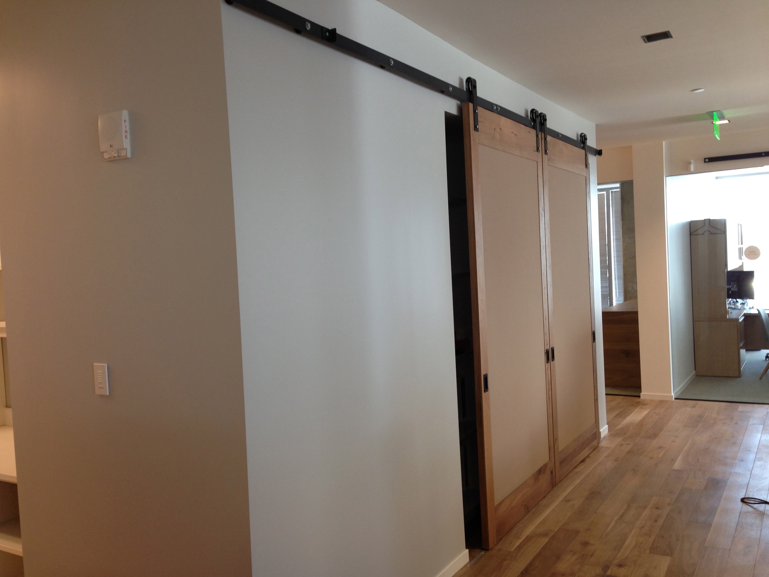 Large Sliding Doors Indoor Barn Door Sliding Door Style