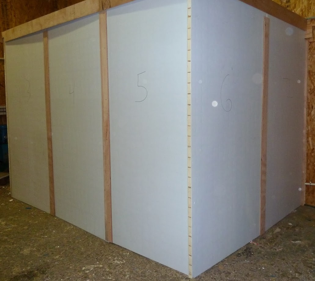 Noise cancelling panels large sliding doors - Temporary room dividers diy ...