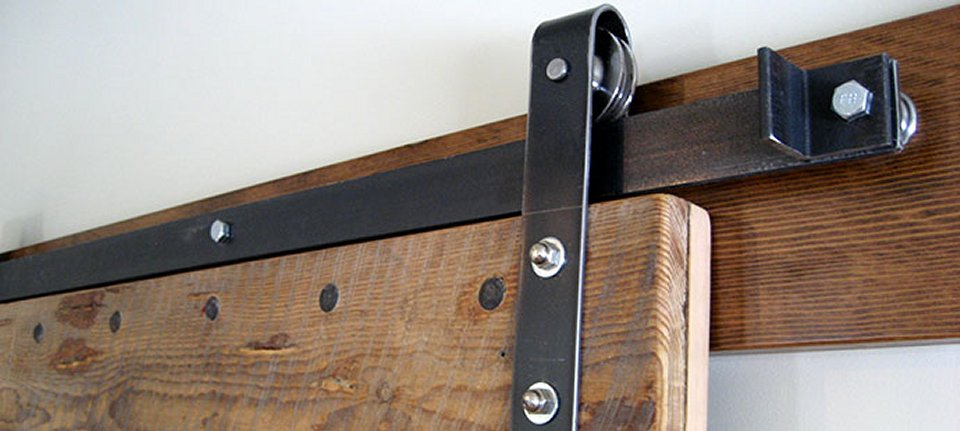 large sliding barn doors hardware