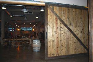 how to build a barn door of reclaimed wood for a warp free rustic sliding door