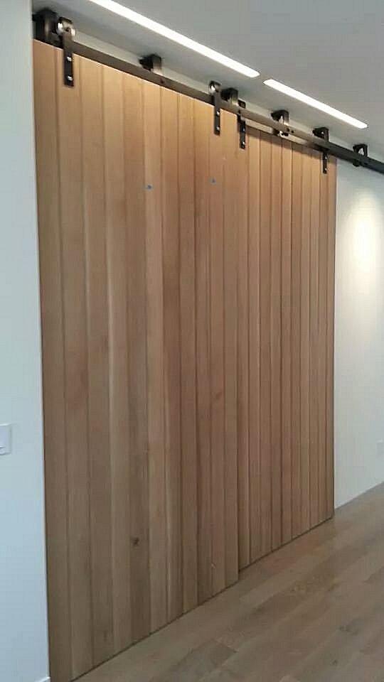 How To Make A Barn Door Large Sliding Doors