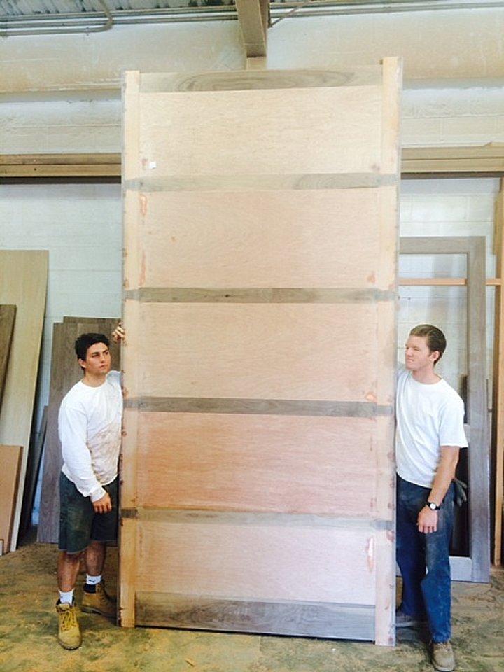 Barn Door Room Divider Large Sliding Doors