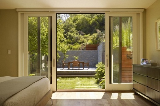 Sliding french doors large sliding doors for Center sliding patio doors