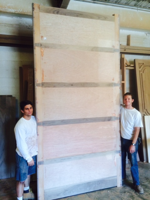 Large Barn Doors & Double Sliding Barn Doors | Large Sliding Doors
