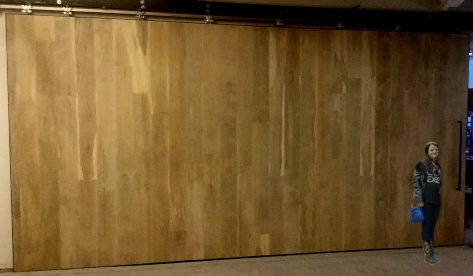 How to Build Warp-free Large Sliding Doors | Large Sliding Doors