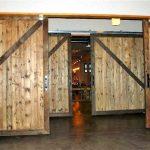 Large Lightweight Sliding Barn Doors