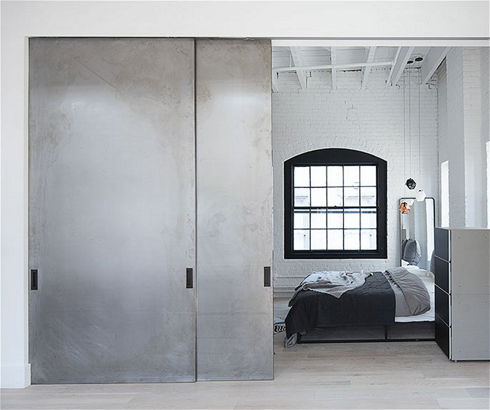 ny high end large sliding doors insulated lightweight slider doors new york loft 50 yr guarantee