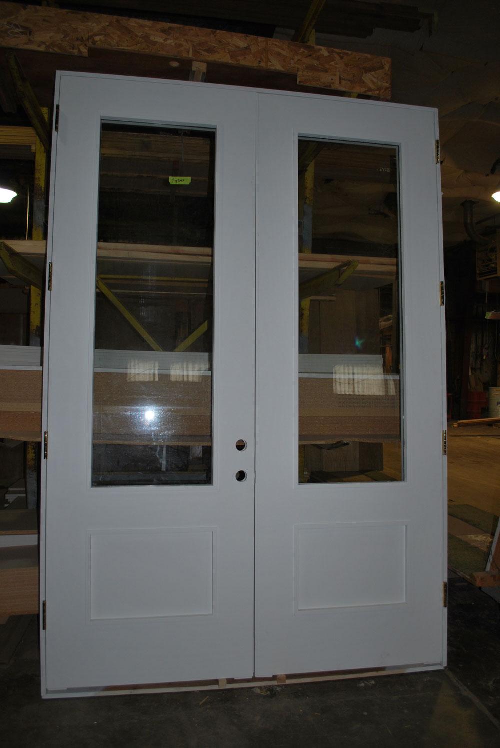 SingCore Fiberglass FRP Extreme Weather Doors