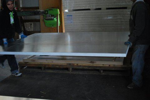 Hot Rolled Steel Panel