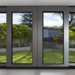 Fiberglass (FRP) Sliding Door