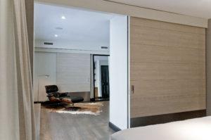 Insulated Exterior Sliding Barn Door